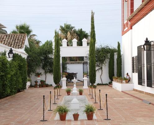 hacienda de bodas en Córdoba